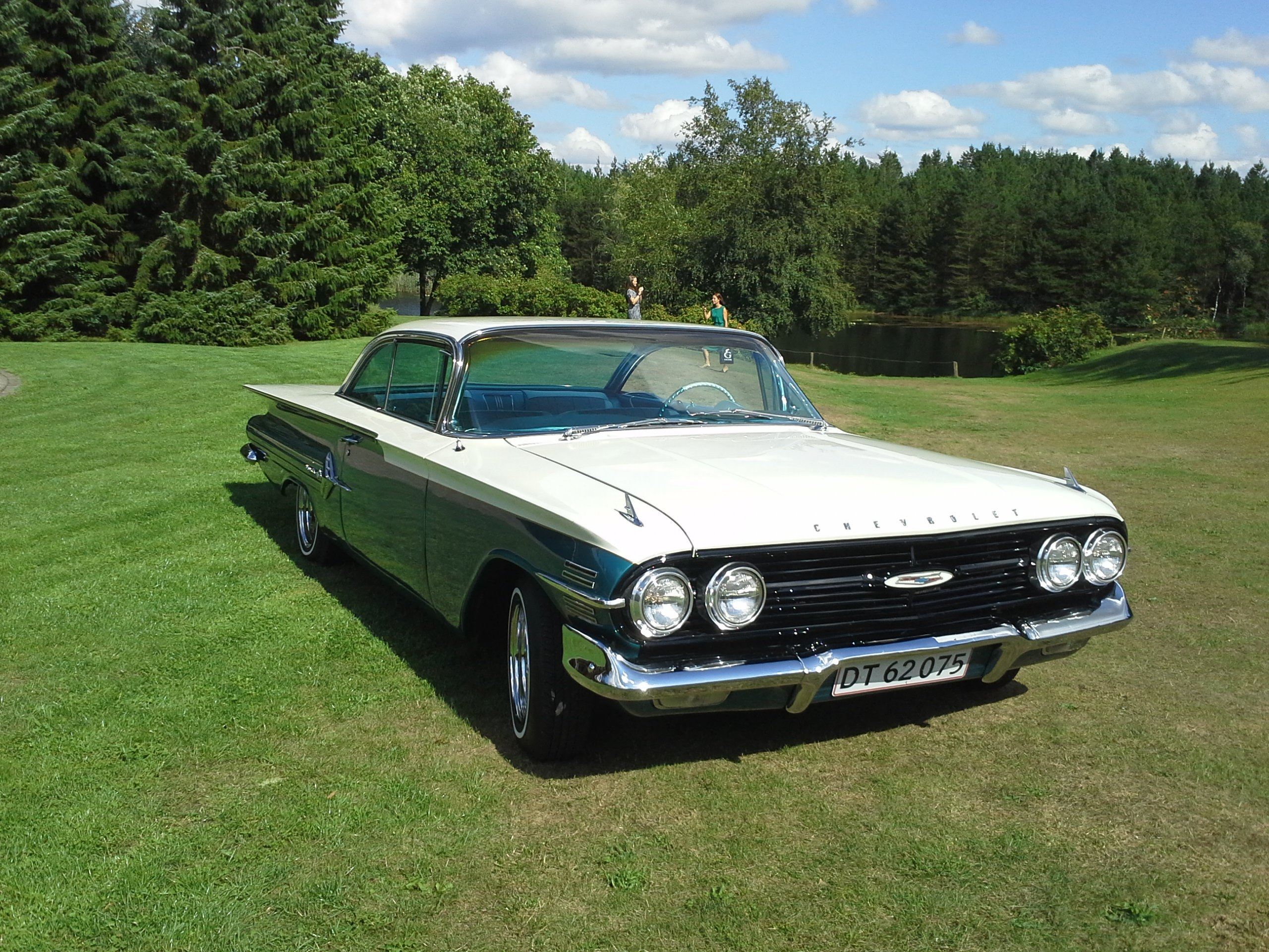 1960 Chevrolet Impala Sports Coupe