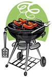 9602678-barbeque-grill
