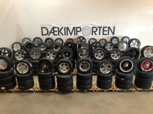 10th Annual Dækimporten American Wheel Day - Horsens